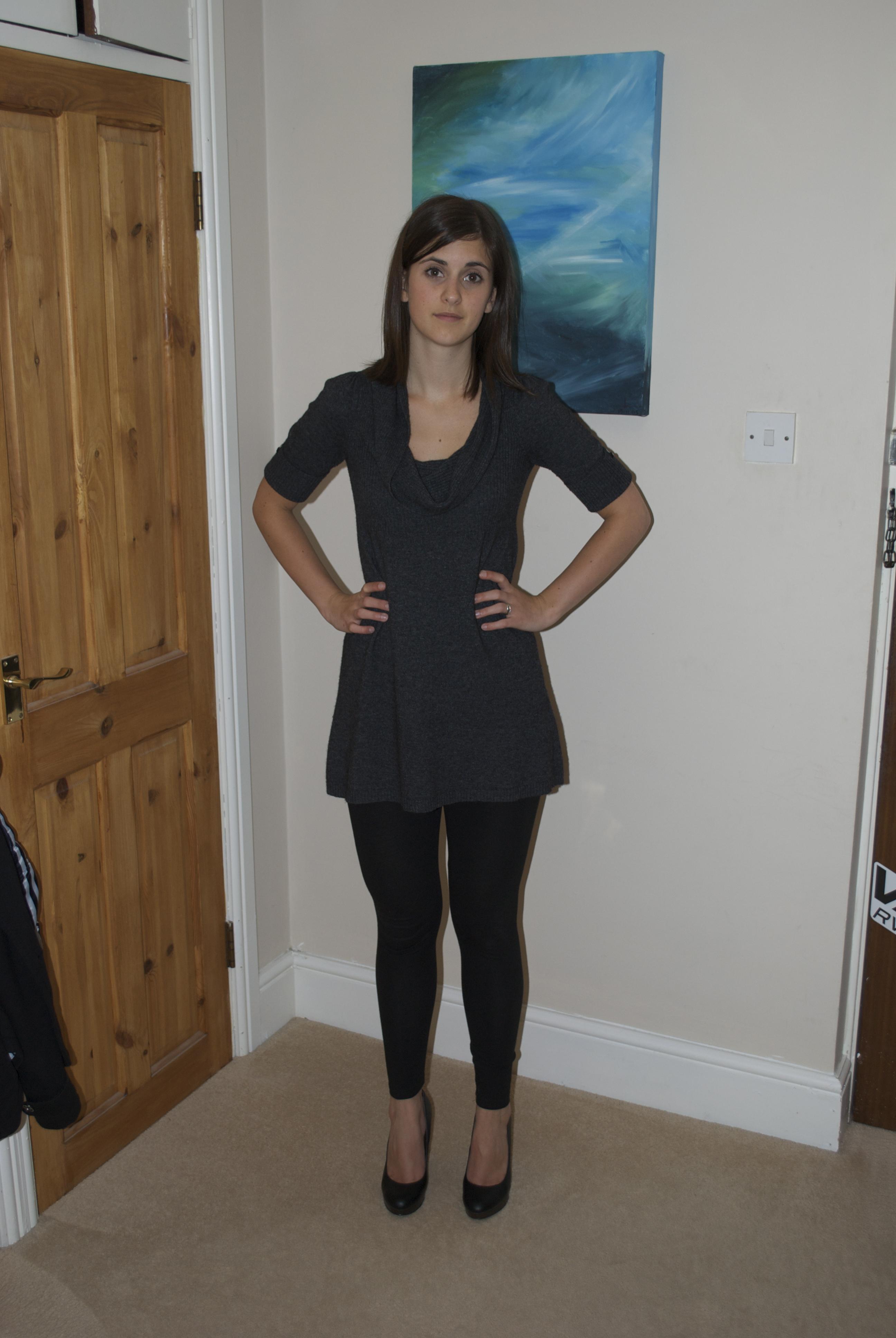Party Dress Leggings